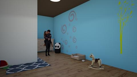Kid Room - Kids room - by Foxy Circleball
