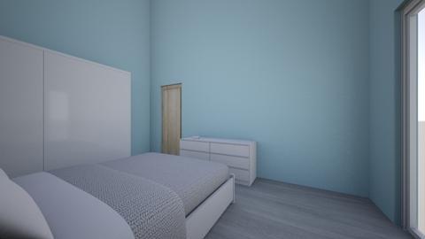 grey - Bedroom - by Yoyo89