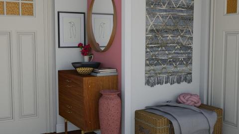 Enterance - Vintage - Living room - by HenkRetro1960