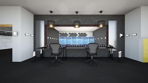 studio2019 - Office - by Ropertz Raumdesign