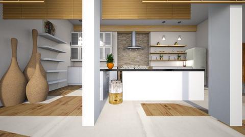 mezcla - Kitchen - by ana111
