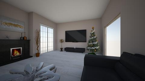 Viki - Living room - by vickyyankova
