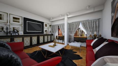 1 - Living room - by Dariakors