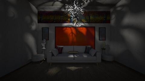 cool room - Living room - by love room