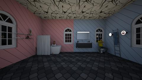 kids bathroom 1 - by thomasr331