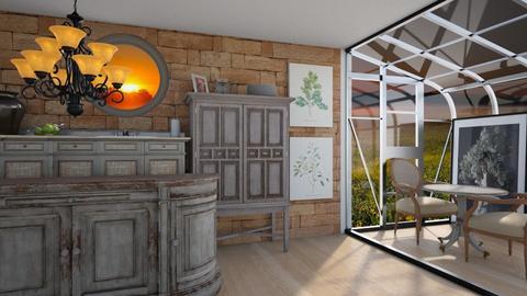 Modern Farmhouse - by savannahp0562