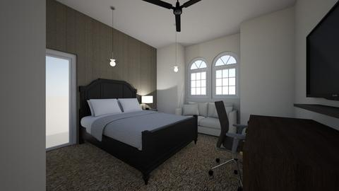 room moche - Bedroom - by evan_ander