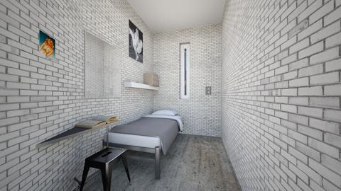 Solitary Confinement - Bedroom - by SammyJPili