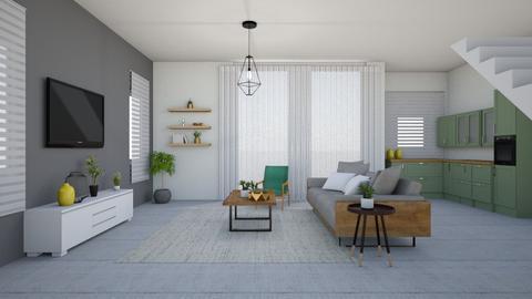 060618 - Living room - by Eitan Tish