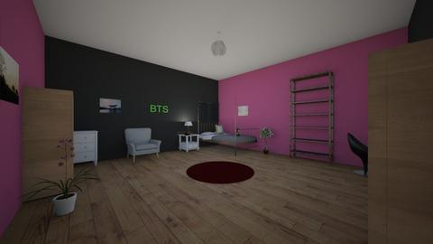 2019 - Modern - Bedroom - by sofiagarcia