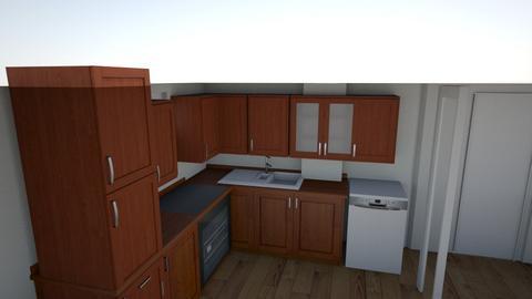 kuhinja 41 - Kitchen - by ddaca