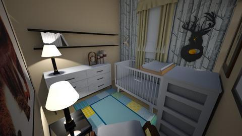 Option 3 - Kids room - by JoeySchultz
