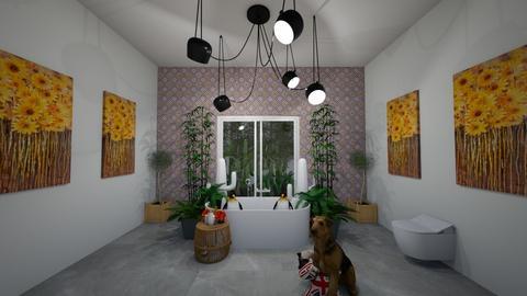 first design pls like - Bathroom - by splittommy