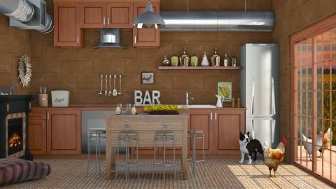 Surprise - Classic - Kitchen - by Liu Kovac
