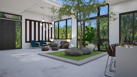 Indoor Tree Garden - by JarkaK