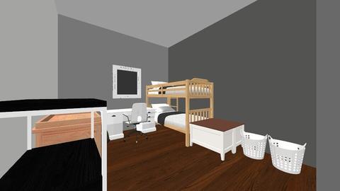 Steven_Teancum bedroom - Bedroom - by Ttheboss
