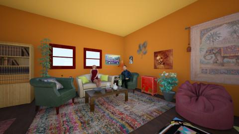 loveeeeeee - Bedroom - by 16mondeauxm