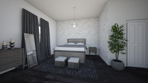 Bedroom  - Bedroom - by DomiMat