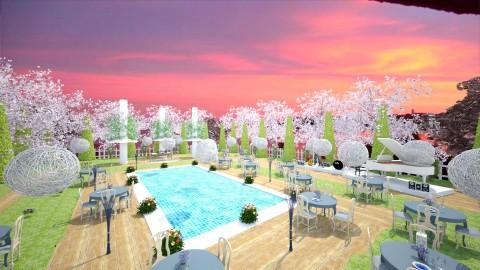 wedding day - Modern - Garden - by lamzoi