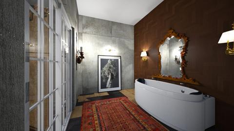 bathroom 6 - Bathroom - by Manalfaisal