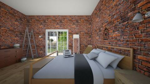 Cuarto  - Classic - Bedroom - by anonima_ella1420