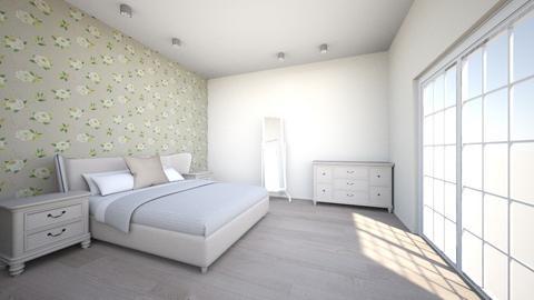 Master bedroom - Bedroom - by TalithaVB