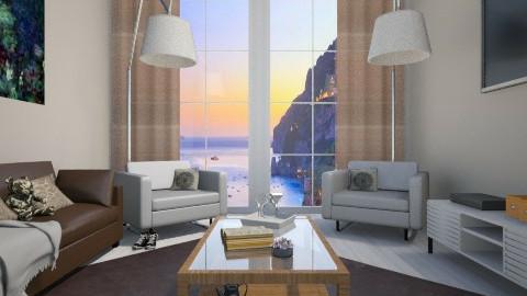 living - Living room - by cri_pero
