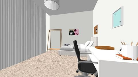 my future room - Modern - Bedroom - by scal17