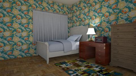 111 - Bedroom - by zoidar