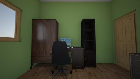 pokoj12312 - Classic - Bedroom - by michal1000