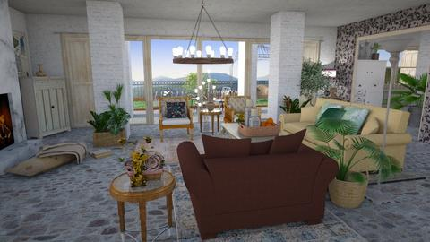 Country pile  - Country - Living room - by Tree Nut