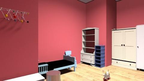 kids room - Retro - Kids room - by baileywressell