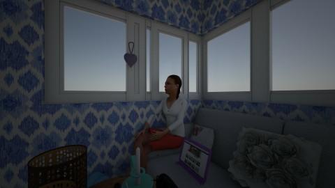 home relaxation  - by StacyLeedavis