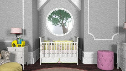 Serena's Nursery - Classic - Kids room - by ruthiec1