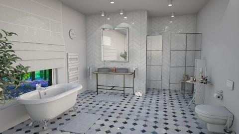 Bathroom Mramor - Glamour - Bathroom - by Annathea