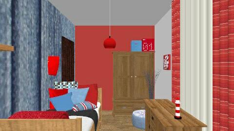 Lazar room - Retro - Kids room - by babatigrincs