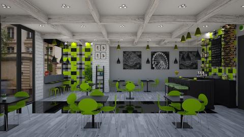 Coffee Shop - by creato