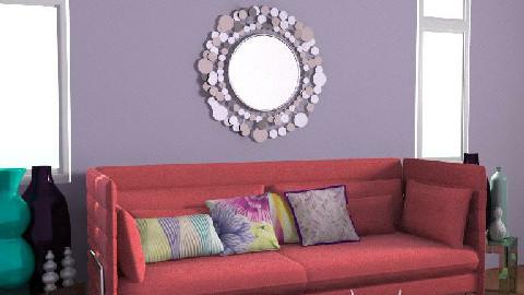 a girls dream  - Living room - by eleesha06