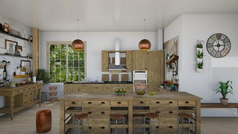 IP Artisan Kitchen - by Chintali