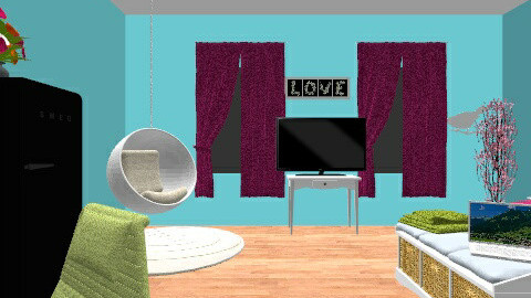 The Hampton My Bedroom - Bedroom - by tinkerem91900