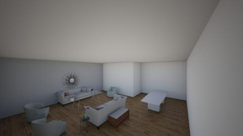 familly  - Living room - by s_i_j