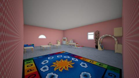 Preschool room - by QETLHVTEAJBVYPFWBMAYTKYKPANNXTQ