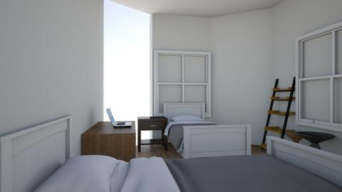 Redesign - Bedroom - by Philipdf