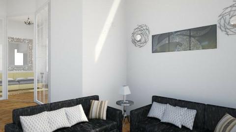 apartment - Living room - by Varsha Liston