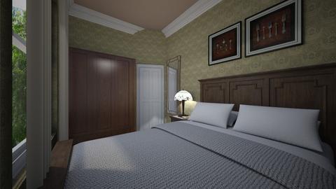 Jay BedRoom 2 - Bedroom - by Lisett