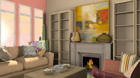 AriZona Zone  - Country - Living room - by vanessa_designs