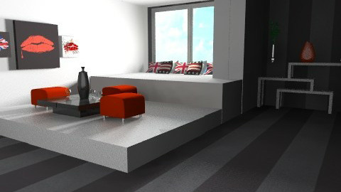 A. - Modern - Living room - by Glory