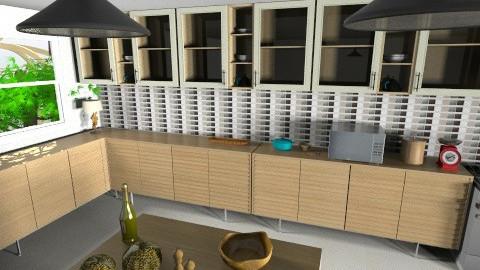 Kitchen - Classic - Kitchen - by Karina2