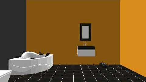 My bathroom - Modern - Bathroom - by GRgeoGR