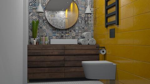 Vintage Bathroom - Bathroom - by JennieT8623